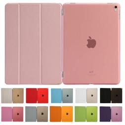 Smart Magnetic Leather Folding Stand Case Cover for Apple iP