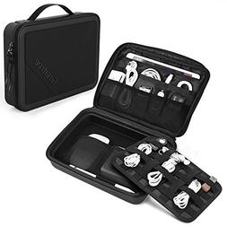 Smstree Universal Travel Case for Small Electronics Accessor