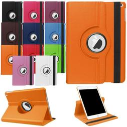 360 Rotating Stand Leather Case For iPad 7th generation 10.2
