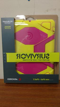 Griffin Technology Survivor Case for Apple iPad 2nd 3rd and