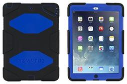 Survivor All-Terrain Case for iPad Air Black/Blue