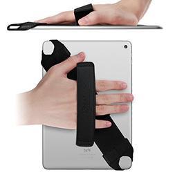 LENMO Tablet Hand Strap Holder Universal 360 Degrees Swivel