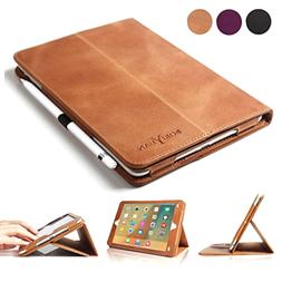Tablet Accessories IPad Pro 9.7 Case Vintage Genuine Leather
