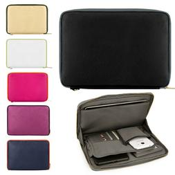 """Tablet Leather Sleeve Pouch Case Bag For 10.5"""" iPad Pro / Sa"""