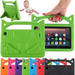 Tablet Rubber Case Kids ShockProof Drop Cover For iPad 234/5