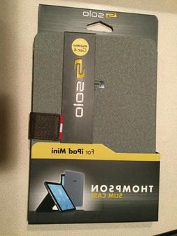 Solo Thompson Protective Slim Case for iPad Mini Gen 4 **NEW