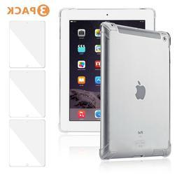 "TPU Silicone Crystal Case for Apple iPad Pro 12,9"" /iPad min"