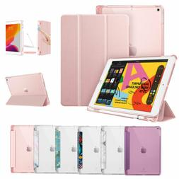 Fintie Translucent Frosted Back Case for Apple iPad Tablets