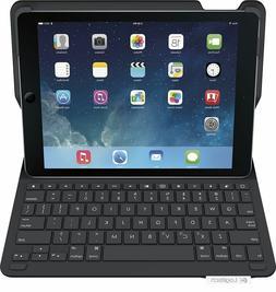 Logitech Type+ Wireless Keyboard Folio Cover Case iPad 6 201