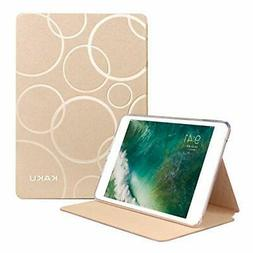 "Ultra Slim Case Cover for iPad 5/6/7/8/9 iPad 9.7"" with leat"