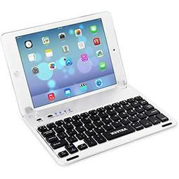 Arteck Ultra-Thin Apple iPad Mini Bluetooth Keyboard Folio C