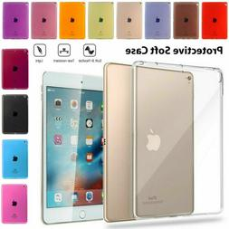 Ultra Thin Clear Soft TPU Silicone Case Gel Cover For iPad A