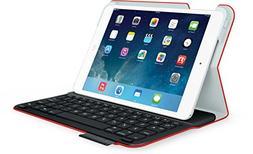Logitech Ultrathin Keyboard Folio Case for iPad Mini Mars -