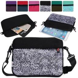 Universal 8 - 10 Inch Tablet Sleeve and Shoulder Bag Case Co