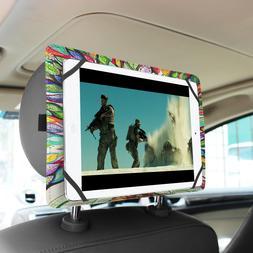Universal Car Back Seat Headrest Mount Holder Case Cover for