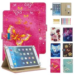 """Universal Cute Pattern Magnetic Stand Case Cover For 7/8/10"""""""