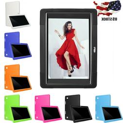 Universal Silicone Tablet Cover Cases Anti- Fingerprints For