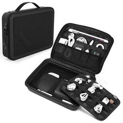 "Universal Travel Case for Electronics Accessories for 7.9"" i"