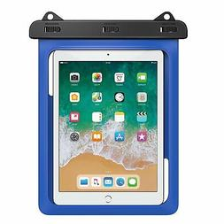 MoKo Waterproof Tablet Case, Tablet Pouch Dry Bag for New iP