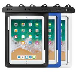 MoKo Waterproof Tablet Case,Tablet Pouch Dry Bag for iPad 9.