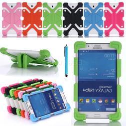 US For Universal 7 - 8 Inch Tablet Kids Safe Shockproof Soft