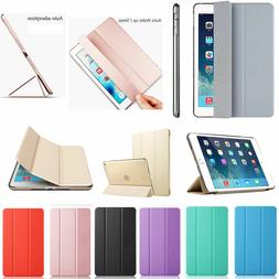 US Smart Magnetic Leather Stand Case Cover for Apple iPad 2