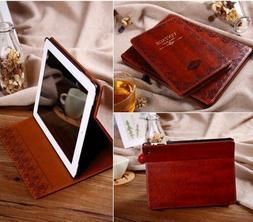 Mosiso Vintage Smart Slim Case for iPad Mini 2/3/4  Air 2/1