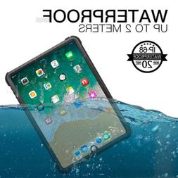 """Waterproof Case Cover w Screen Protector For iPad 10.5"""" 9.7"""""""