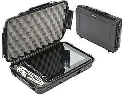 Waterproof Tablet Case,E book hard Case for iPad, Fire HD 10