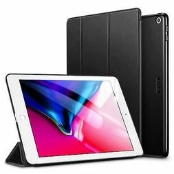 Case For iPad 9.7 Inch 2018/2017 Trifold Smart Cover Lightwe