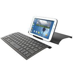 NEW ZaggKeys Universal Tablet Bluetooth Folio Keyboard Stand