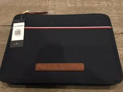 Tommy Hilfiger Zip Case Bag For iPad/Tablet Or Accessories