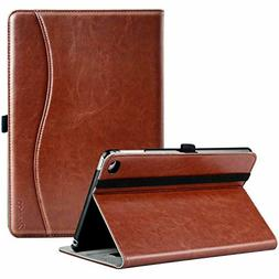 Ztotop iPad Mini 4 Case, Premium Leather Folio Stand Protect